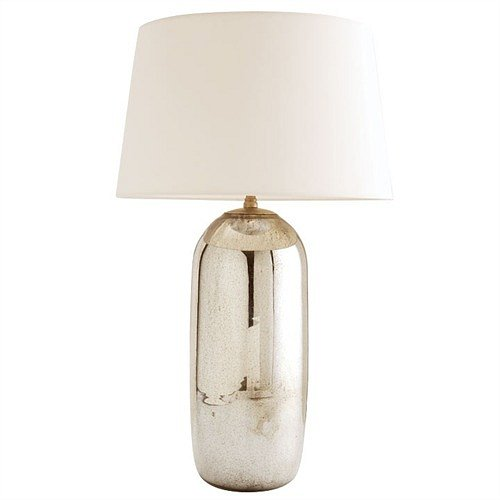 Anderson Mercury Glass Table Lamp Pin It
