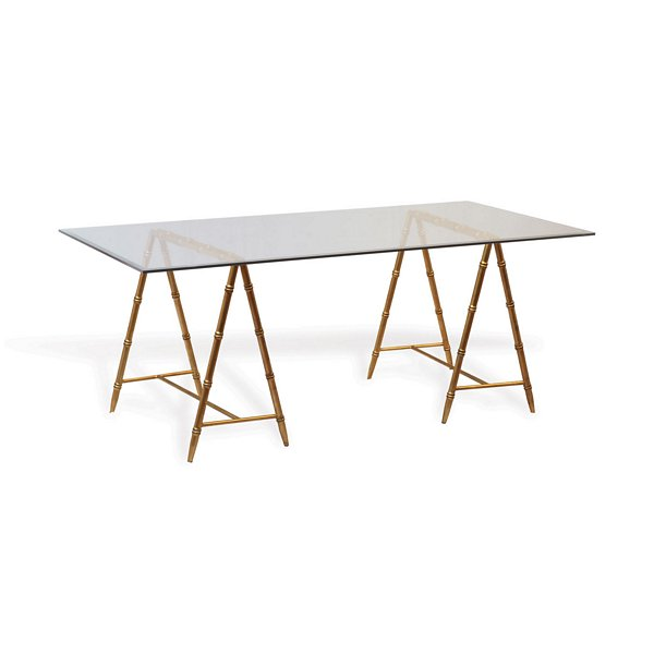 Baldwin Glass Table Top Only