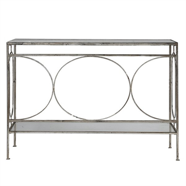 Lovely Uttermost Luano Console Table | 24541