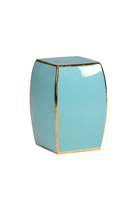 Tremendous Garden Stool Aqua Andrewgaddart Wooden Chair Designs For Living Room Andrewgaddartcom