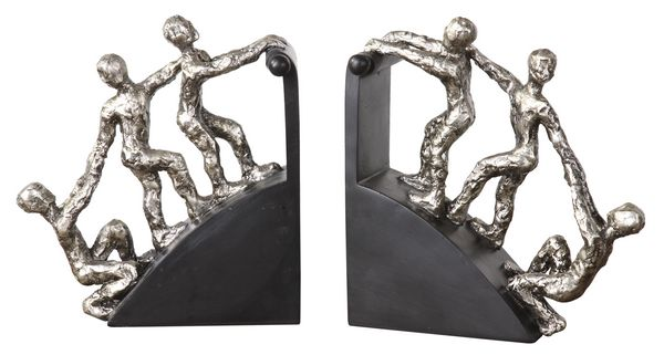 Helping Hand Bookends, Set/2