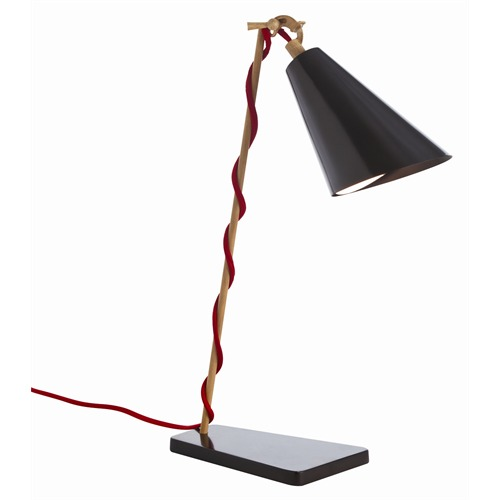 What is a french wired lamp inside the designers studio arteriors home 49660 rio iron desk lamp greentooth Images