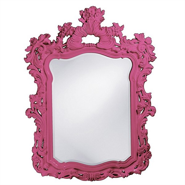 Turner Hot Pink Mirror