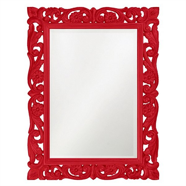 Chateau Red Mirror