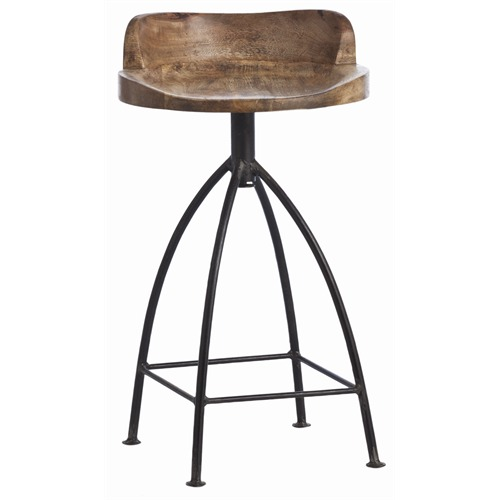 Arteriors Home 6535 Henson Swivel Counter Stool
