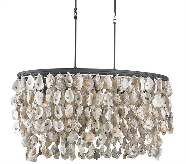 Currey & Company 9492 - Stillwater Chandelier