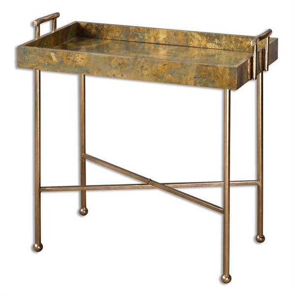 Uttermost 24448 - Couper Tray Table