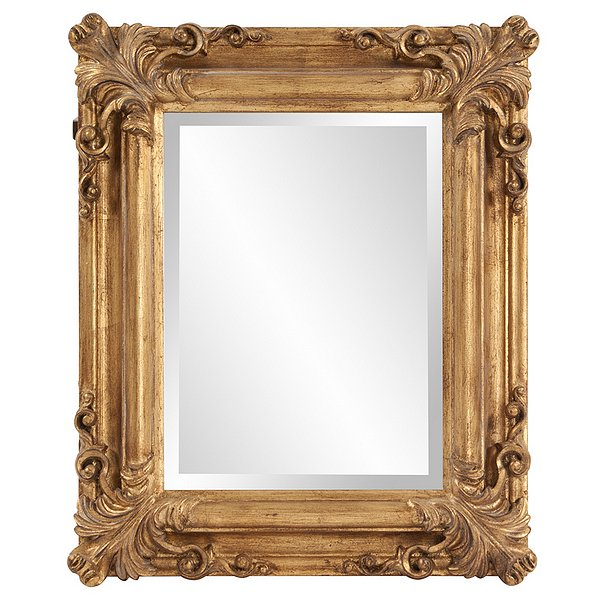 Howard Elliott 56007 - Edwin Gold Mirror